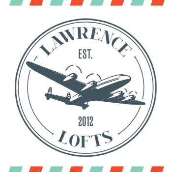 Lawrence Lofts Advertising on
