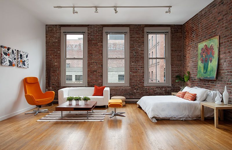 Exposed Brick Loft At Our Home Hotel Urbnlivn